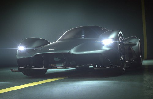 Aston Martin Valkyrie reportedly has 1,130 hp, weighs less than a Miata