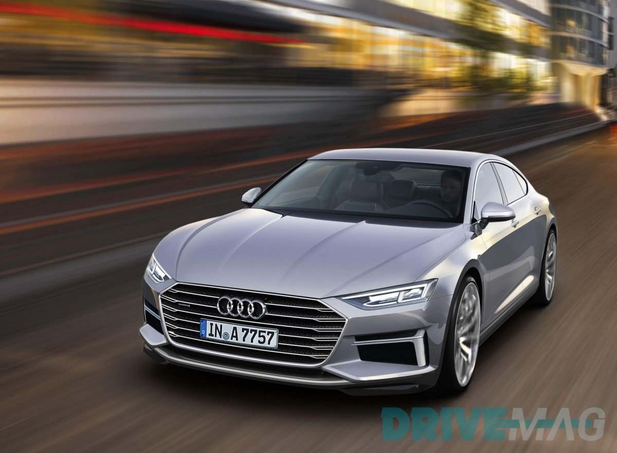 New Audi A Gets Dynamic Allwheel Steering Fully Active Suspension - All audi