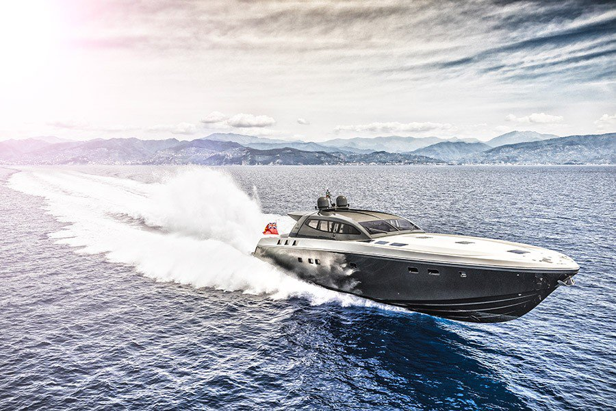 Otam Millennium 80 HT Mystere will be present at Cannes Yachting Festival