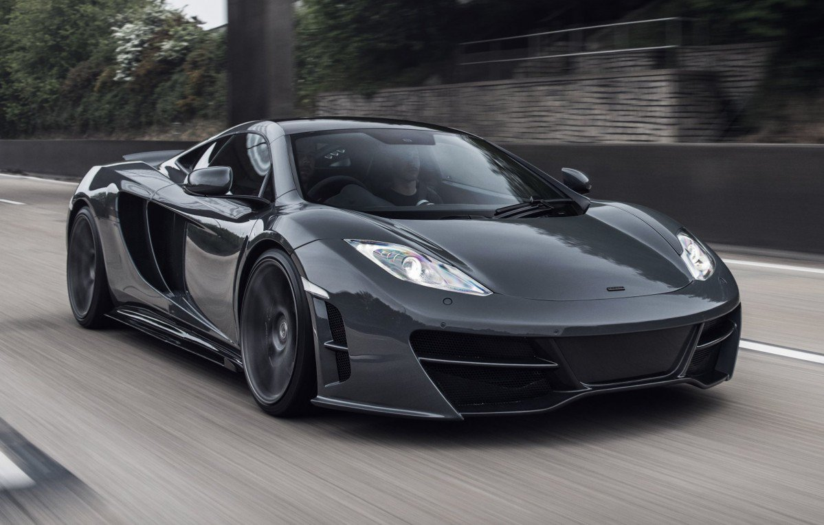 McLaren MP4-12C gets tasteful tuning kit from Mulgari Automotive