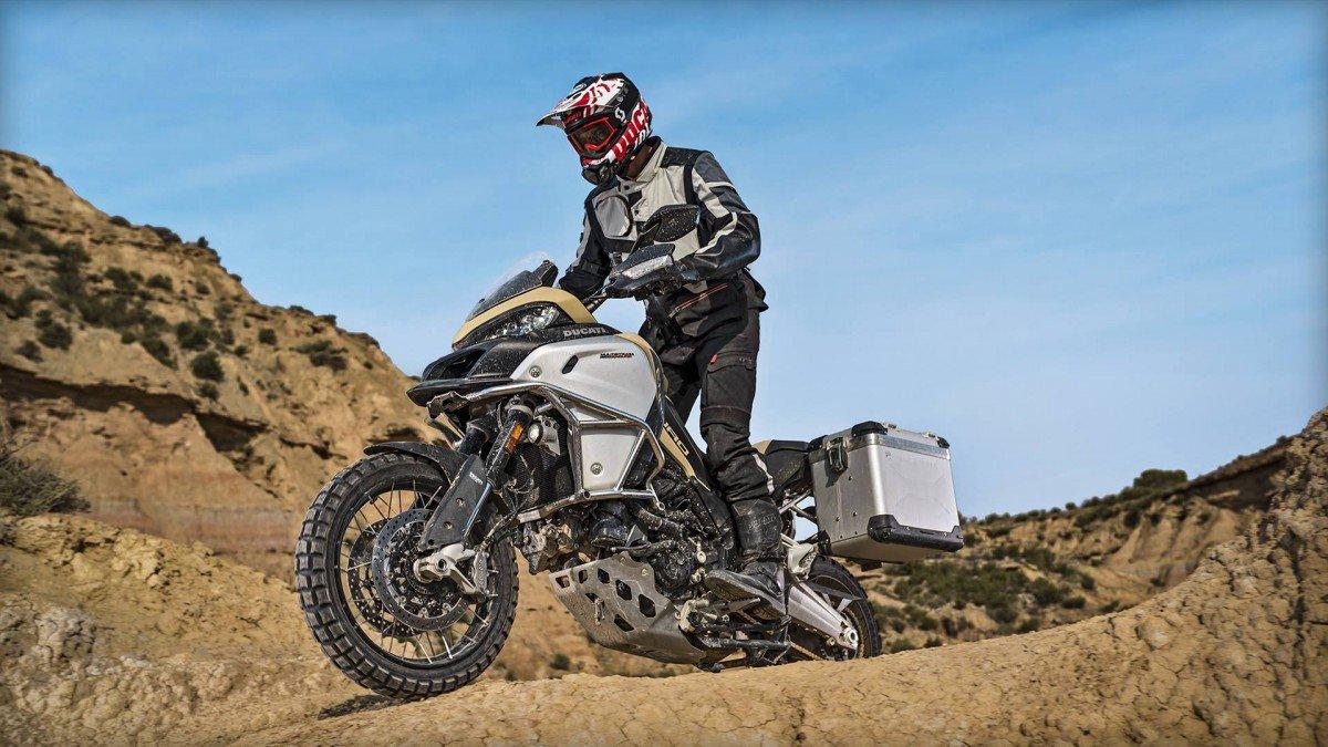 New Ducati Multistrada Enduro Pro. The GS Rallye challenger
