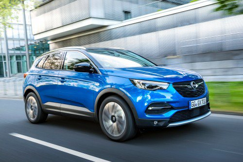 Opel Grandland X goes on sale in Germany with €23,700 base price