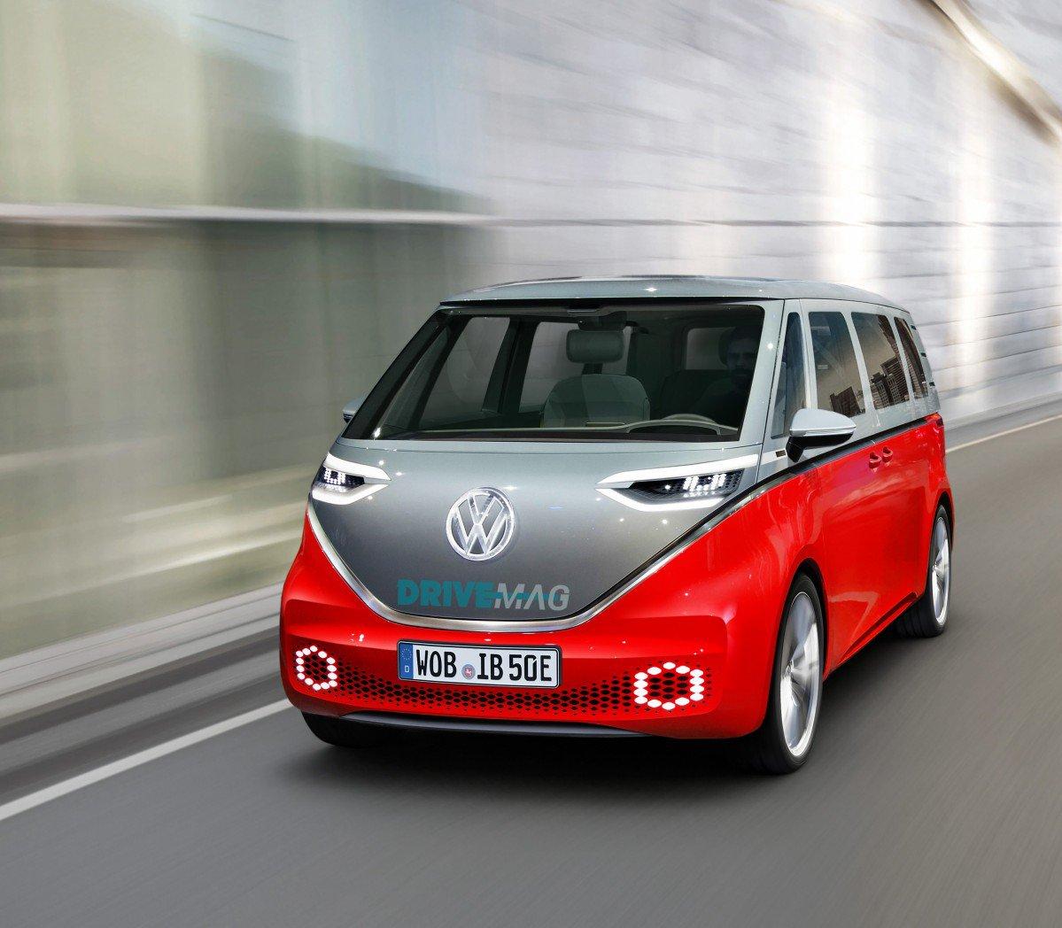 Vw E Bulli >> VW I.D. Buzz concept will turn into a production model, VW boss says