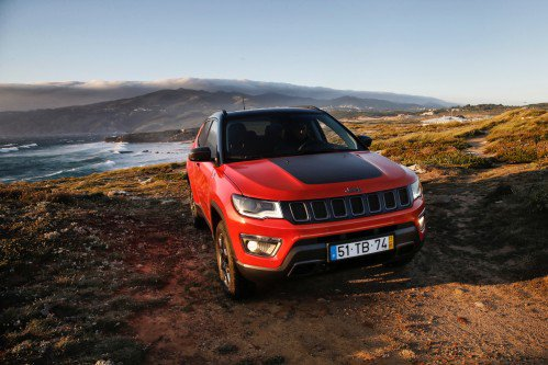 2017 Jeep Compass Trailhawk 2.0 Multijet Test Drive: The Baby Grand Cherokee