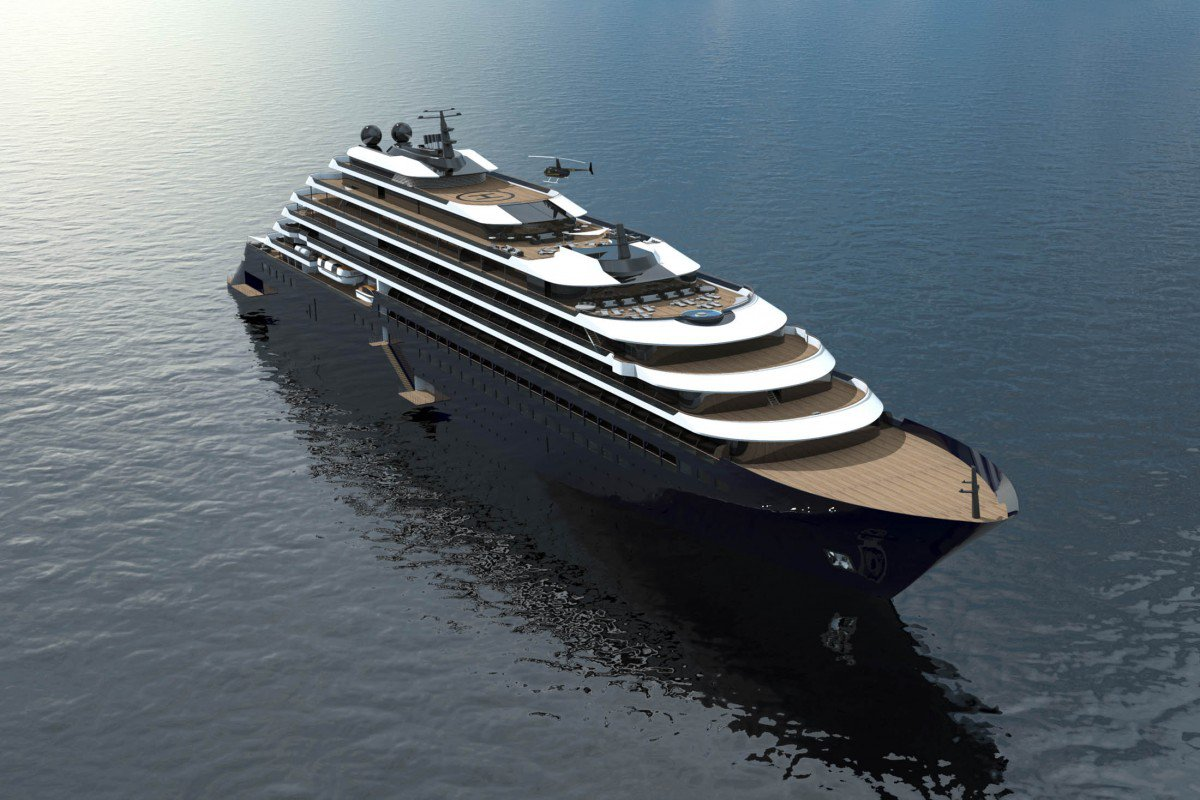 Ritz-Carlton will operate a luxury cruise line