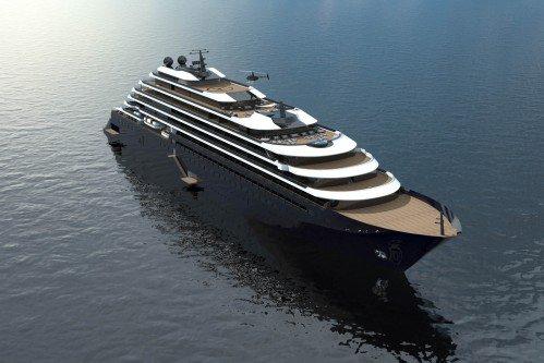 Ritz-Carlton will operate a luxury cruise line