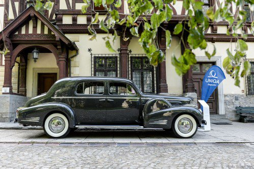 The most beautiful cars at the Sinaia Concours d'Elegance 2017