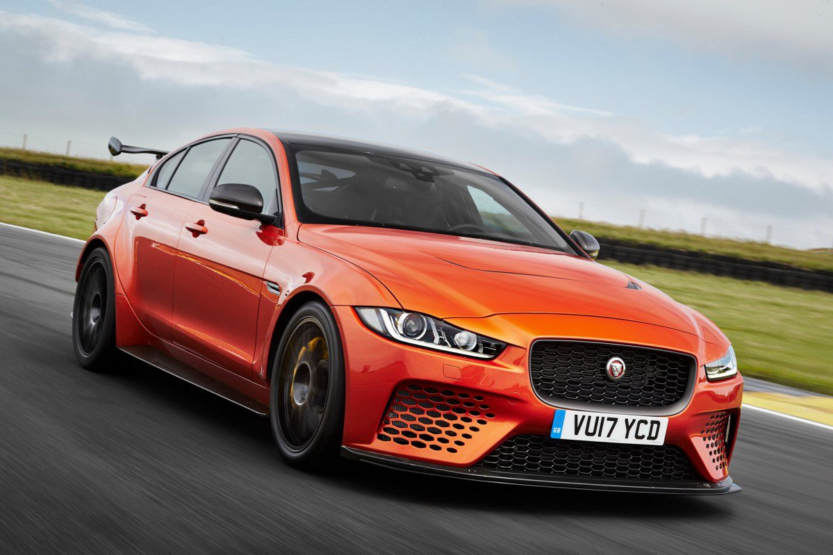 600 Hp Jaguar Xe Sv Project 8 Is Brand S Meanest Quickest Four Door