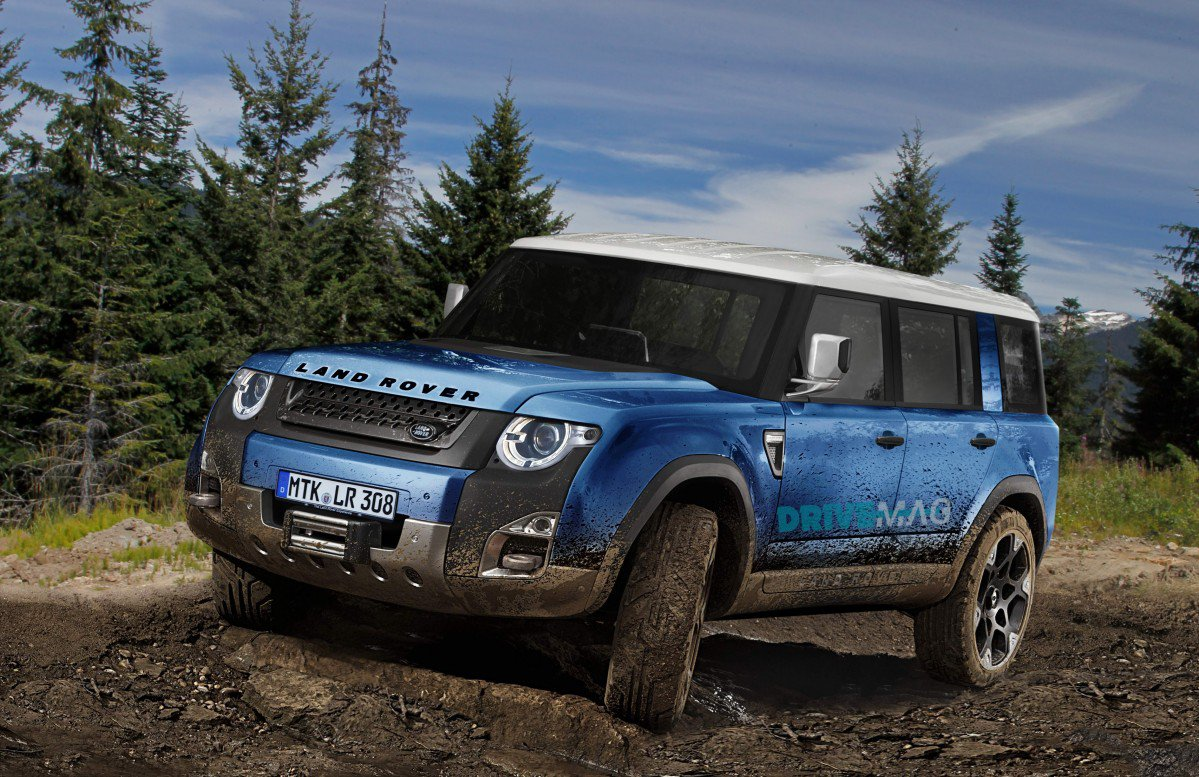 New Land Rover Defender Will Appeal To A New Generation Of