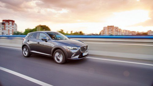2017 Mazda CX-3 2.0 SKYACTIV-G  120 FWD test drive: Beauty is a state of mind