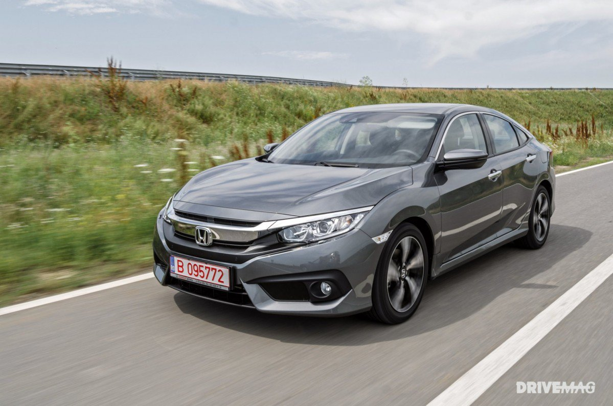 2017 Honda Civic Sedan Elegance Test Drive: Proof compact sedans needn't be boring