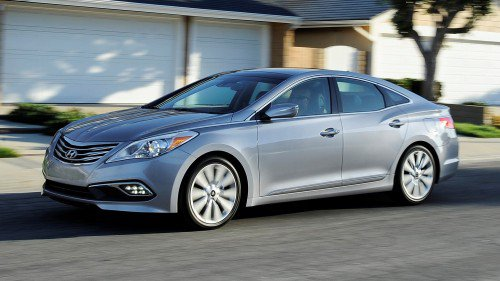 Hyundai USA pulls the plug on Azera, Accent hatchback for 2018