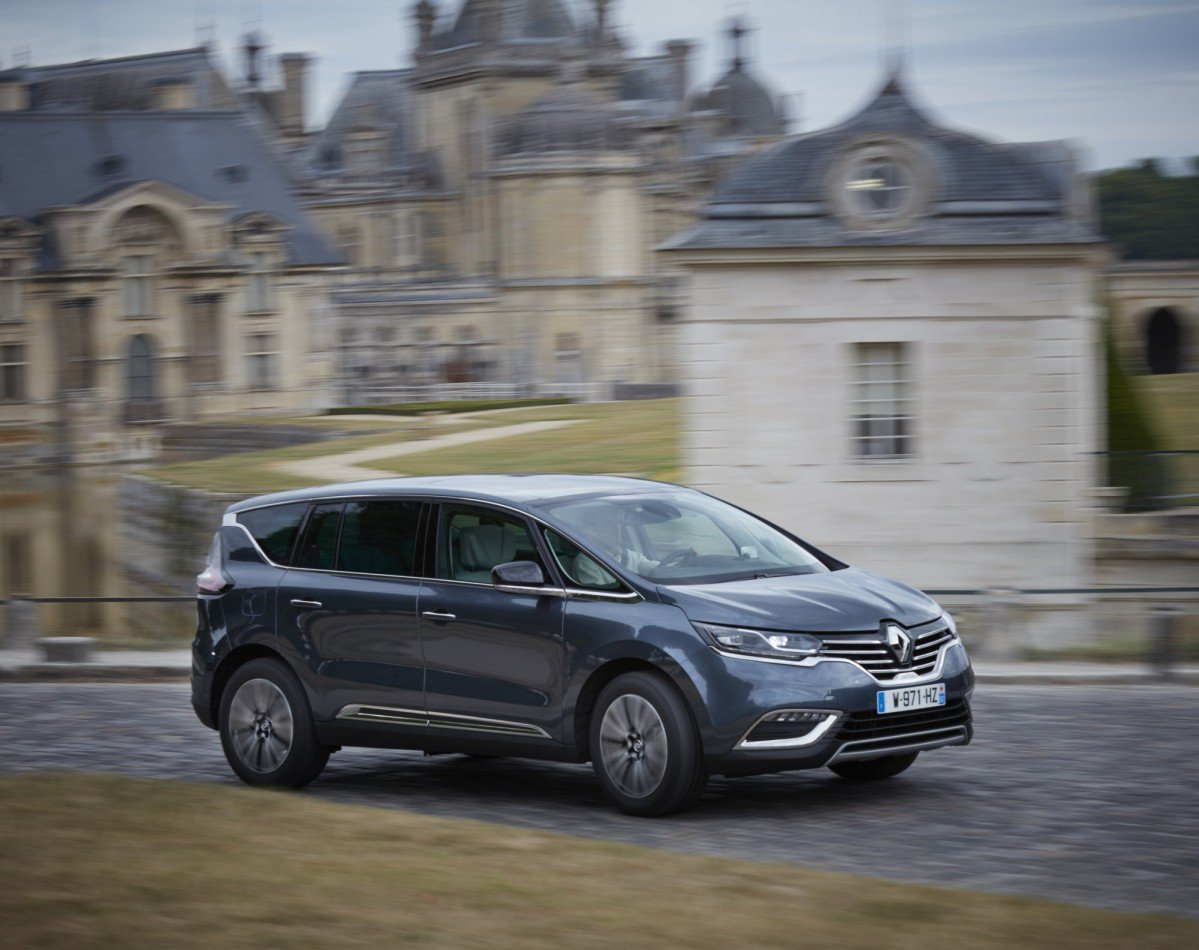 renault espace top gear. Renault Espace Gets Alpine\u0027s 1.8L Turbo Engine, Executive Version For 2017 Model Year Top Gear
