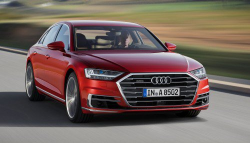 All-new 2018 Audi A8 officially revealed: familiar on the outside, revolutionary inside