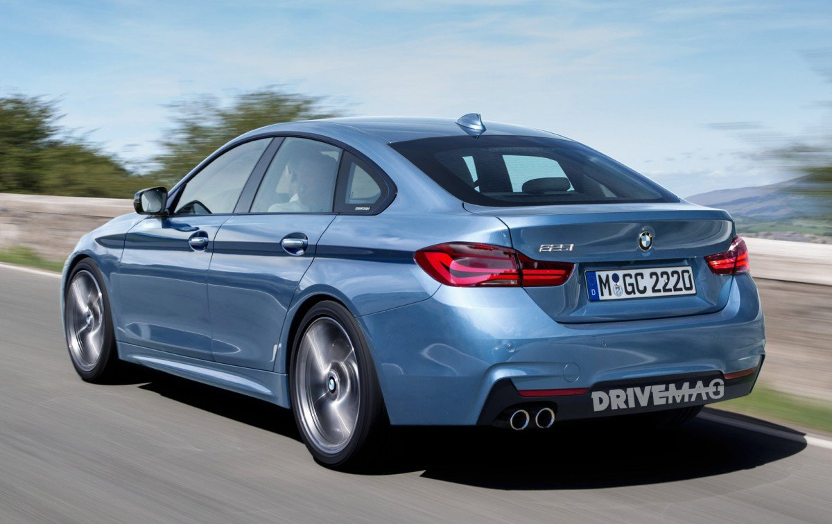 here 39 s an early digital look at the 2019 bmw 2 series gran coup. Black Bedroom Furniture Sets. Home Design Ideas