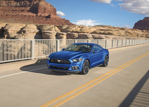 Maybe third time's a charm for the Ford Mustang at Euro NCAP