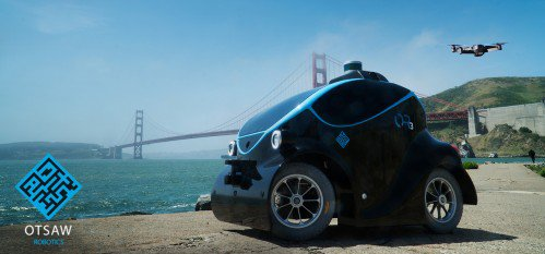 Dubai ready to let robot police minicars patrol its streets