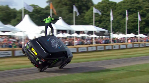 Here's a summary of the 2017 Goodwood Festival of Speed