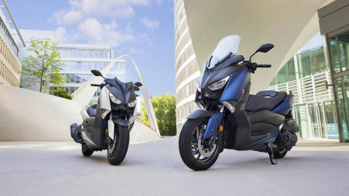 New Yamaha X-Max 400 unveiled