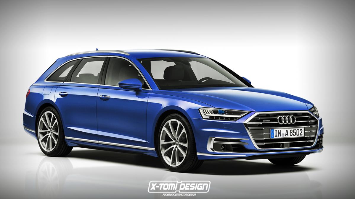 Audi rs6 avant 2018 cena