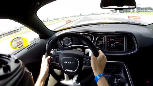 Hop in this 2018 Dodge Challenger SRT Demon for a lightning fast 1/4 mile