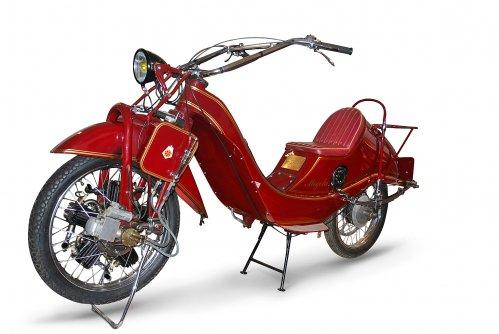 5 Not-So-Ordinary-Motorcycles: Megola