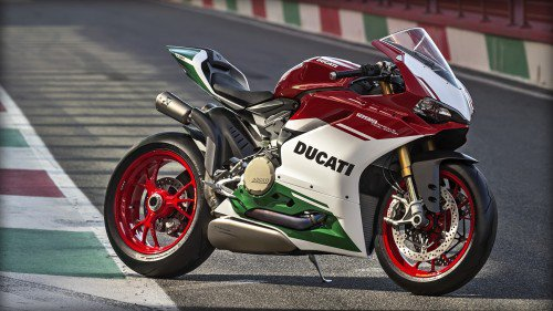 Ducati 1299 Panigale R Final Edition. Insanely beautiful