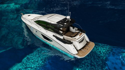Gran Turismo 50 is the latest sports cruiser from Beneteau