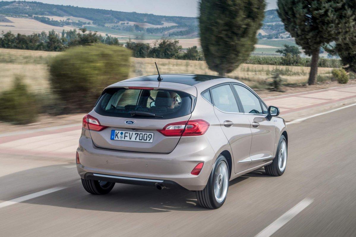 Ford Nuova Fiesta: listino prezzi 2020, consumi e ...