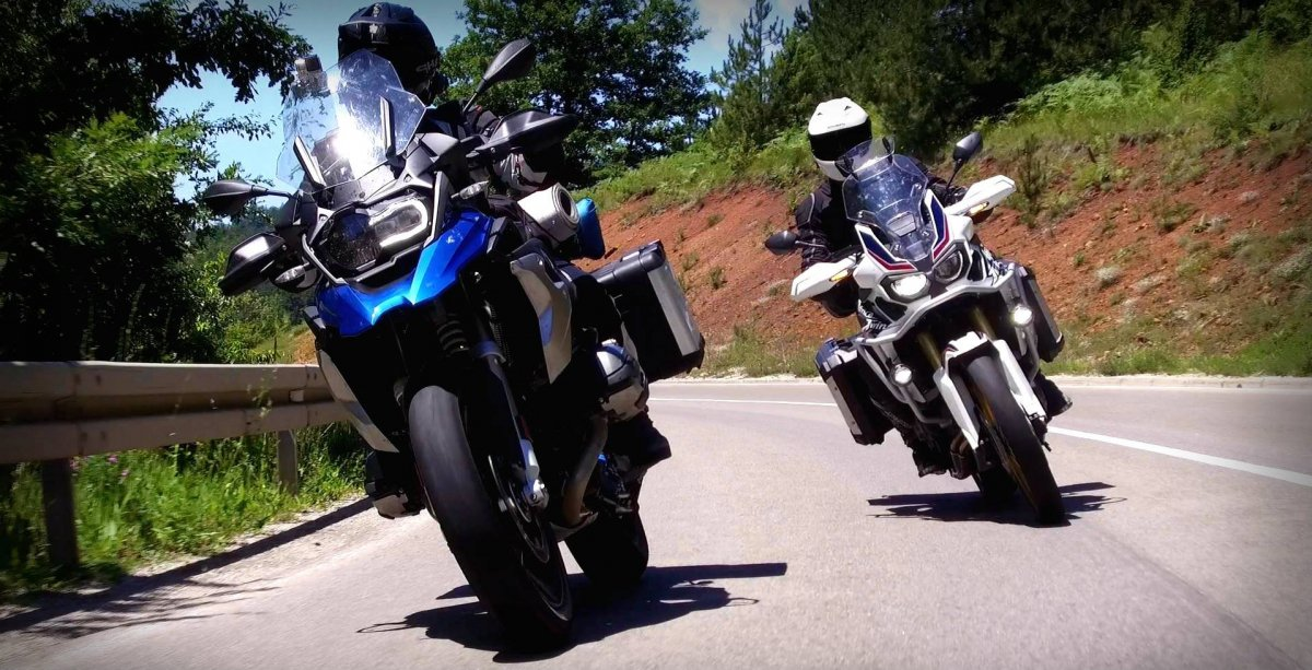 BMW R1200GS vs Honda CRF1000L Africa Twin: in-depth review