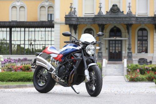 MAGNI MV AGUSTA STORIA Road test: Back to the Future