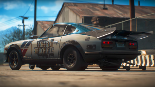 Need for Speed Payback trailer gives sneak peek at car customization