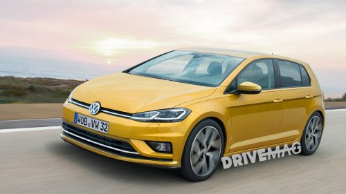 VW Golf Mk.8 rendering can't be far off actual model due in 2019