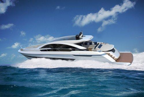 Fairline Yachts reveals the new Targa 63 GTO