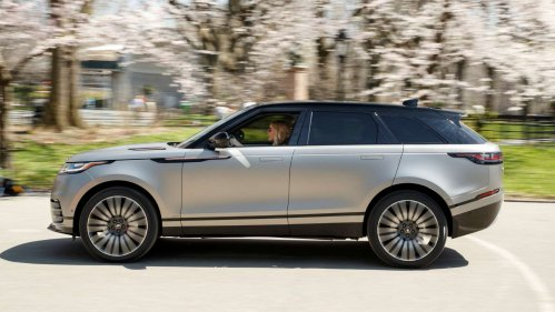 Video: 2018 Range Rover Velar impresses the reviewers