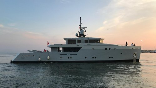 Project Echo-R launched by Turkish yard Tansu