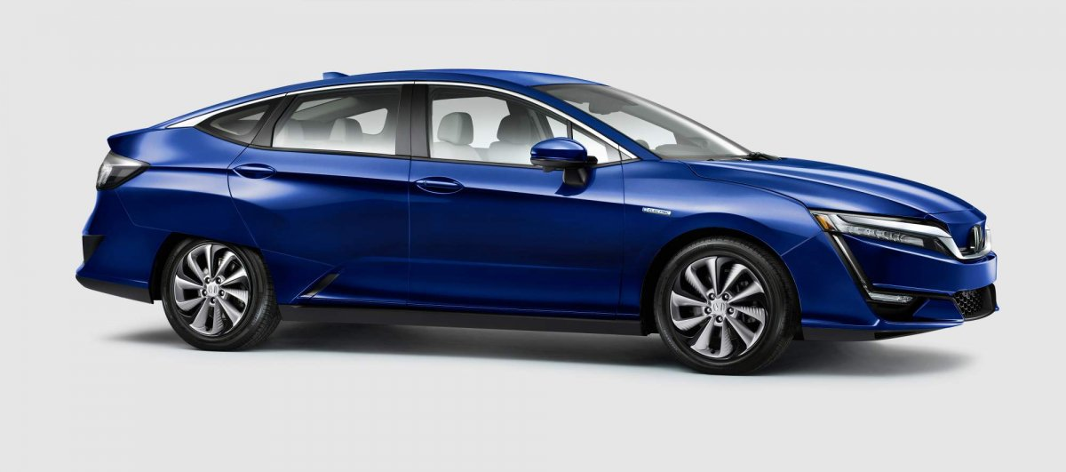 2017 Honda Clarity Electric Goes On Sale With 269 Monthly