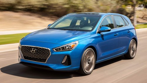 2018 Hyundai Elantra GT goes on sale with a $19,350 base price
