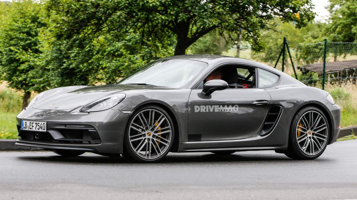 2018 porsche 718 cayman gts is not shy to show its stronger muscles. Black Bedroom Furniture Sets. Home Design Ideas