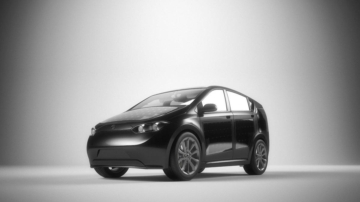 Sun Motors BMW >> Sono Motors' Sion solar EV will make you move to the desert