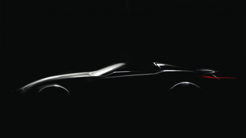 BMW teases us with another slick profile and we have no idea what it is