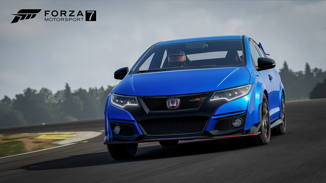 77 Japanese Cars Added To Forza Motorsport 7 Game Car Roster