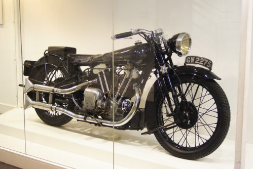 5 Not-So-Ordinary-Motorcycles: Brough Superior SS100