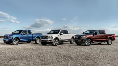 Ford says its revised 2018 F-150 is best in class at, well, pretty much everything