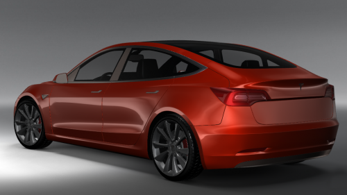 Before the official configurator, try this fan-made one for Tesla Model 3