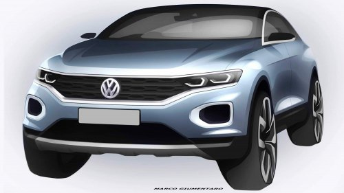 New VW T-Roc teaser video announces August 23 as debut date
