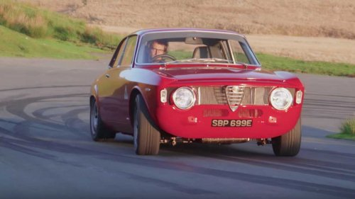 Video proves Alfa Romeo is in the business of accelerating your pulse