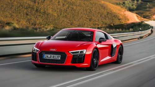 Ever wondered why the Audi R8 V10 Plus costs $200,000?