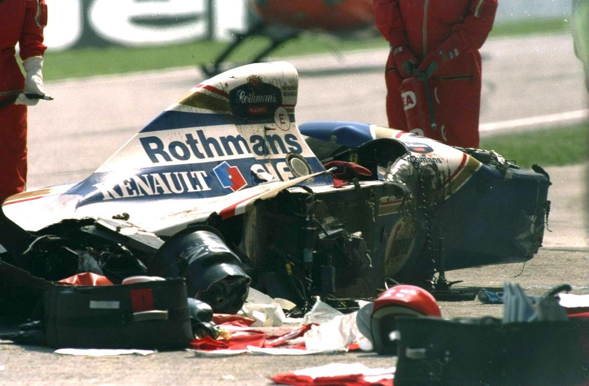 The worst crashes in motorsport history