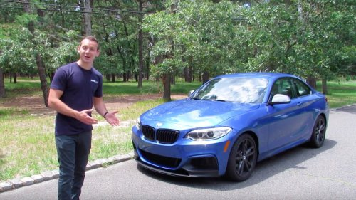 Is a BMW M240i M Performance worth having over the full-blown M2?